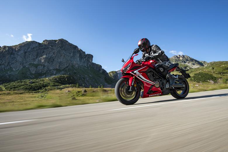Honda CBR650R – 2021
